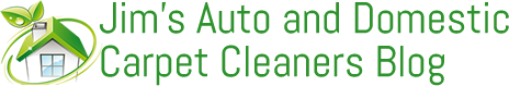 Jim's Auto and Domestic Carpet Cleaners Blog